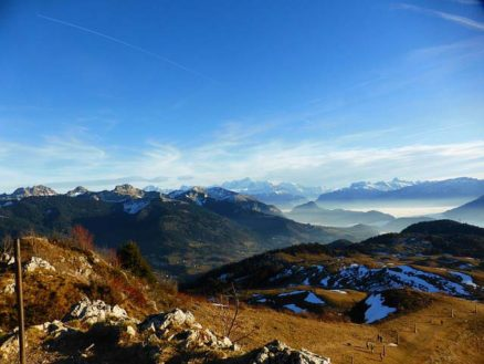 Top 5 Ski Destinations In The French Alps