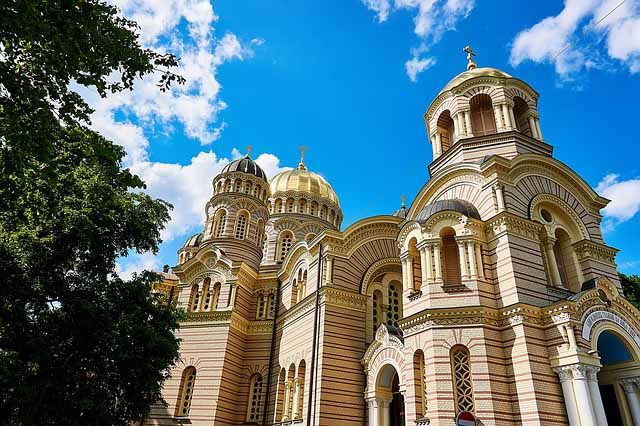 Top things to do in Riga - Cathedral