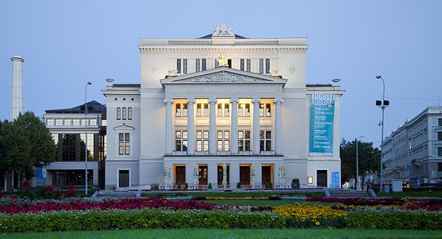 Top things to do in Riga - Opera house