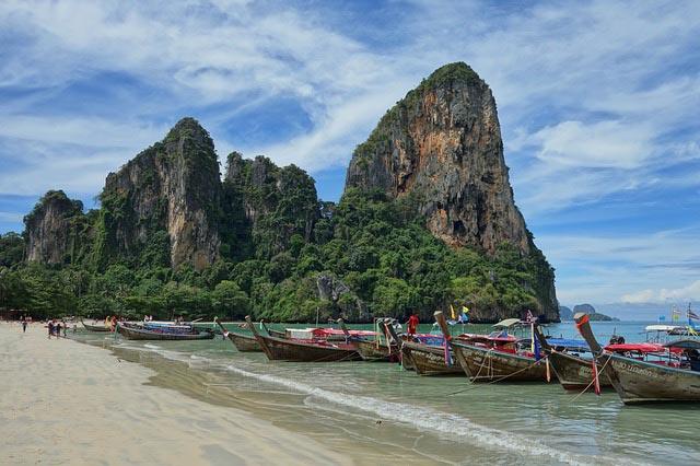 Best Thailand Beaches Railay Beach