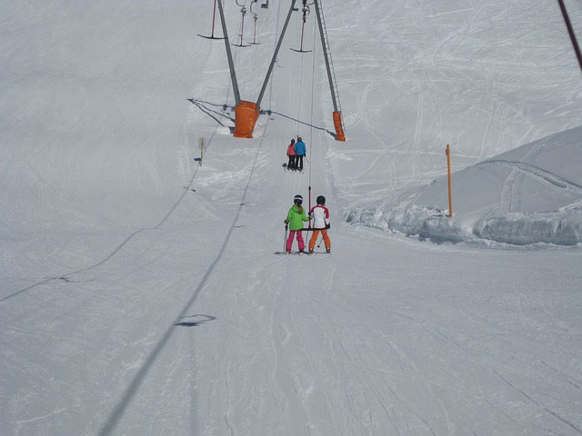 Why choose The Alps for Skiing? For varied ski options!