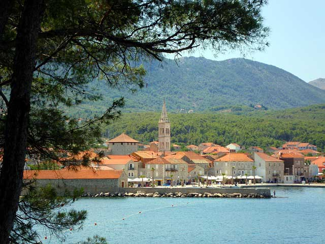 Hvar - Visiting Split on the Dalmatian coast