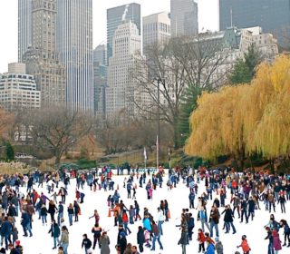 Wollman Rink NYC