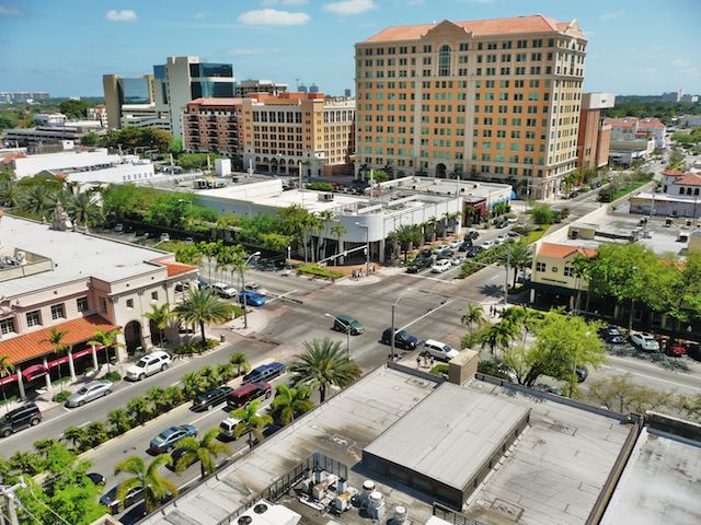 Miracle Mile coral gables