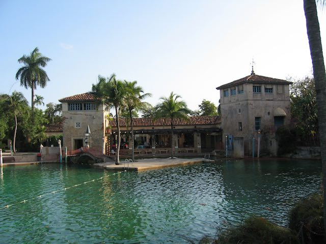 coral gables venetian pool florida