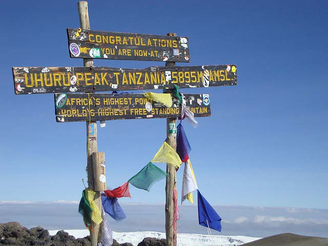 5 Amazing Mountains to Climb in Tanzania Kilimanjaro