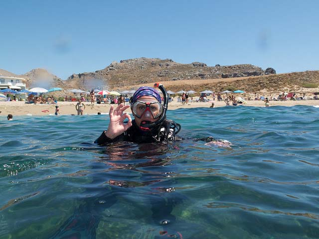Which Greek Island Best For Snorkelling