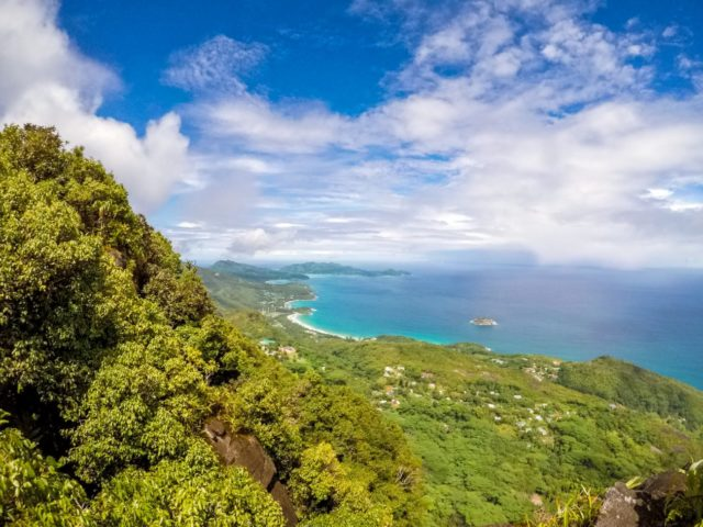 Morne Blanc Viewpoint