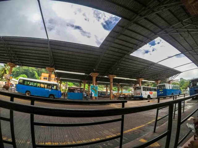 Victoria Bus Terminal
