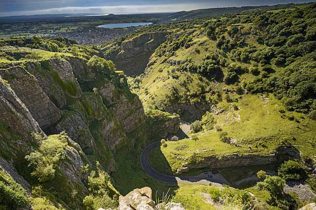 cheddar gorge top family camping destinations in the UK