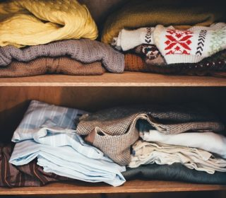 How to Organize Your Closet Using Packing Cubes