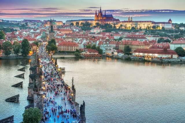 Prague For Bachelors