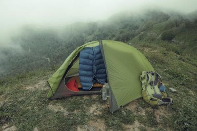 finding the right camping tent