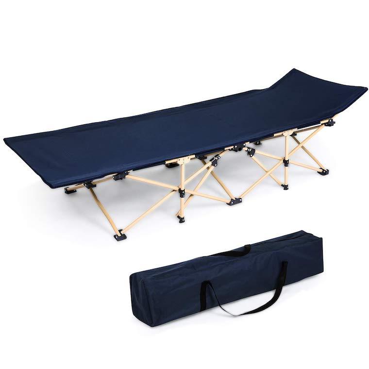 ANCHEER Folding Bed Camping Cot