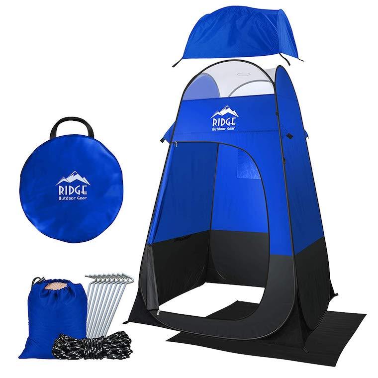 Best Camping Shower Tents Ridge
