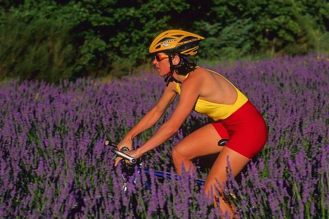 Exploring the French Countryside By Bike