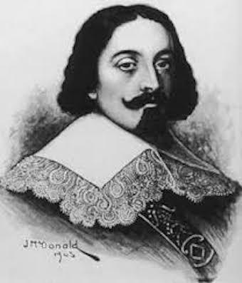 Dutch navigator Abel Tasman.