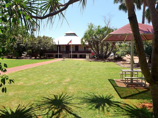 Broome Cable House