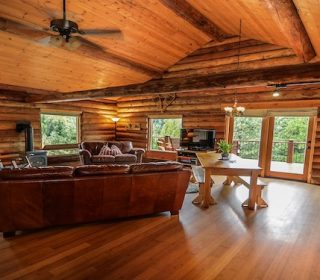 Le Clos des Brumes: 4 reasons to Rent a Cottage in Quebec