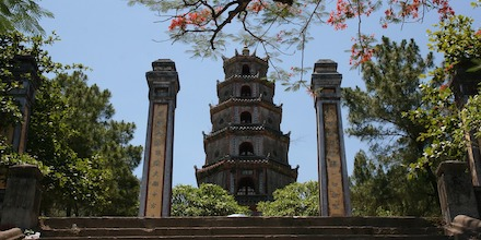 Well-Preserved Temples and Pagodas