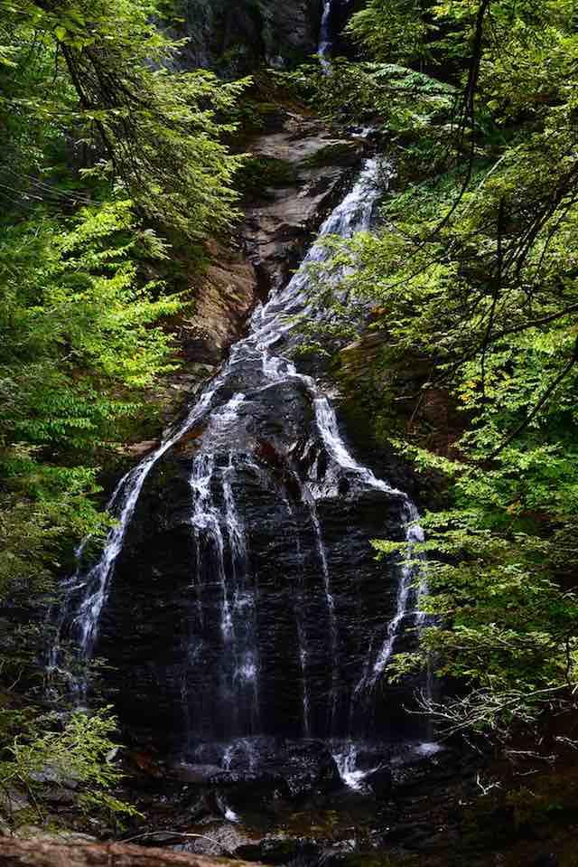 Moss Glen Falls - Stowe Vermont