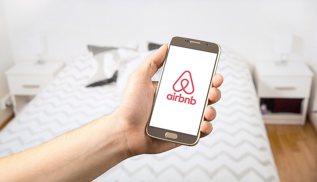 Airbnb travel application