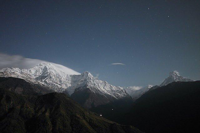 Annapurna region Trekking Spot