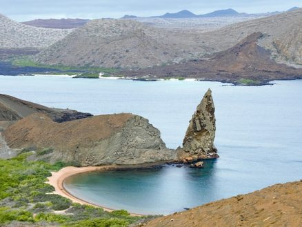 Galapagos Islands is full of national parks