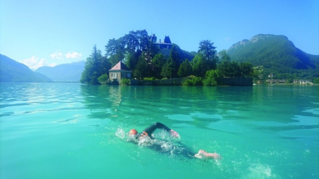 Lakes in Europe: Lake Annecy