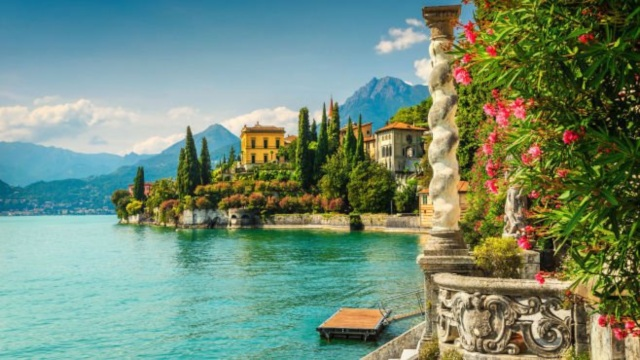 Lakes in Europe: Lake Como