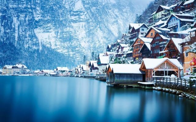 Lake Hallstatt (Austria)