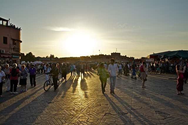 Marrakech Harassment