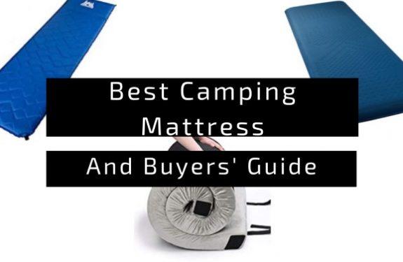 Best Camping Mattress (UPDATED 2021)