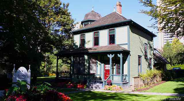 The West End - Roedde House Museum