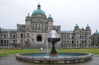 Vancouver historical monuments