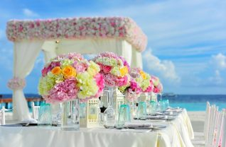 Top 3 wedding destinations