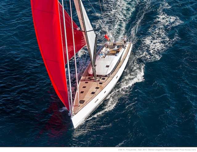 Sailing CNB 76