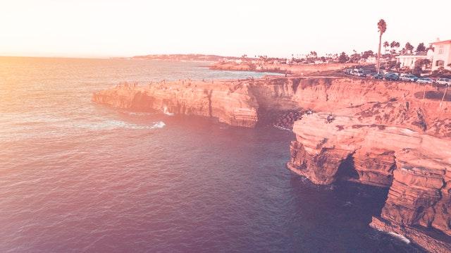 Cliff San Diego