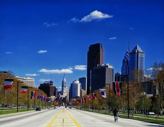Parks in Philadelphia