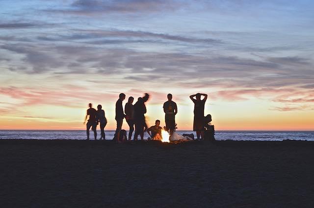 chaperone camping trip