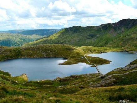 Best camping RV spots in Wales
