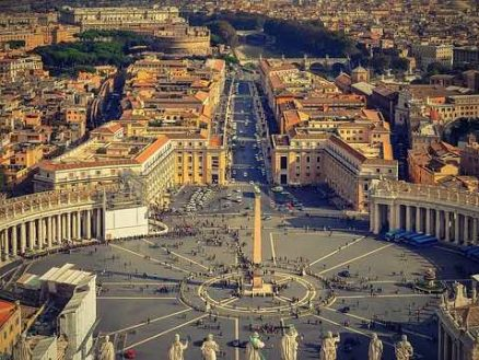 Travelling to Rome For the First Time