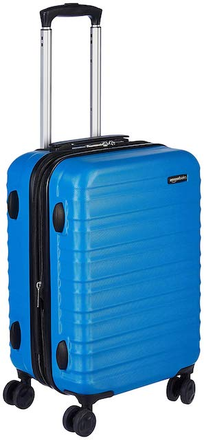 amazonbasics Best Carry On Luggage