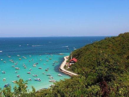 Koh Larn Thailand's coral island