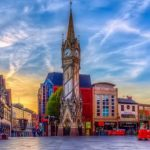 Leicester: Victorian Architecture, UK Space Station and Amazing Christmas Parties