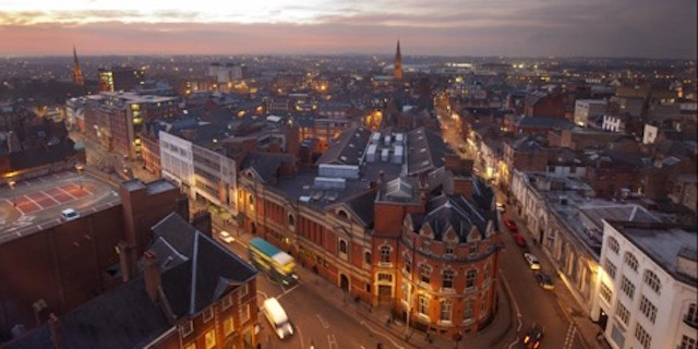 Leicester town