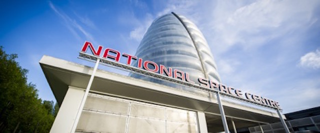 National Space Center in Leicester