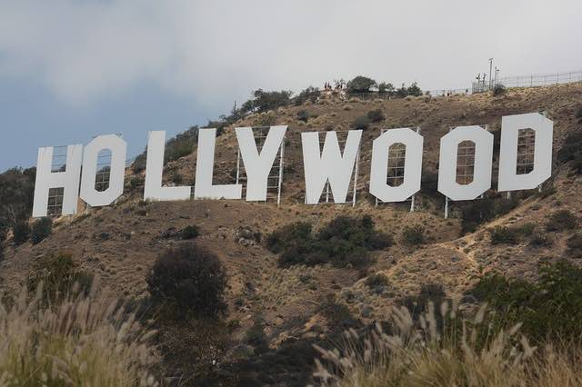 Visit the Hollywood sign during a hike