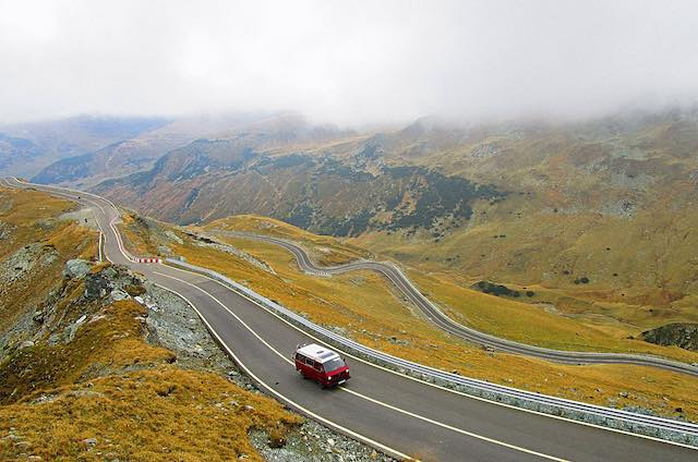 Road trips and motorhomes provide a cheaper holiday