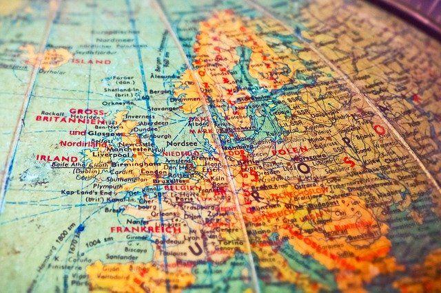 European-Map